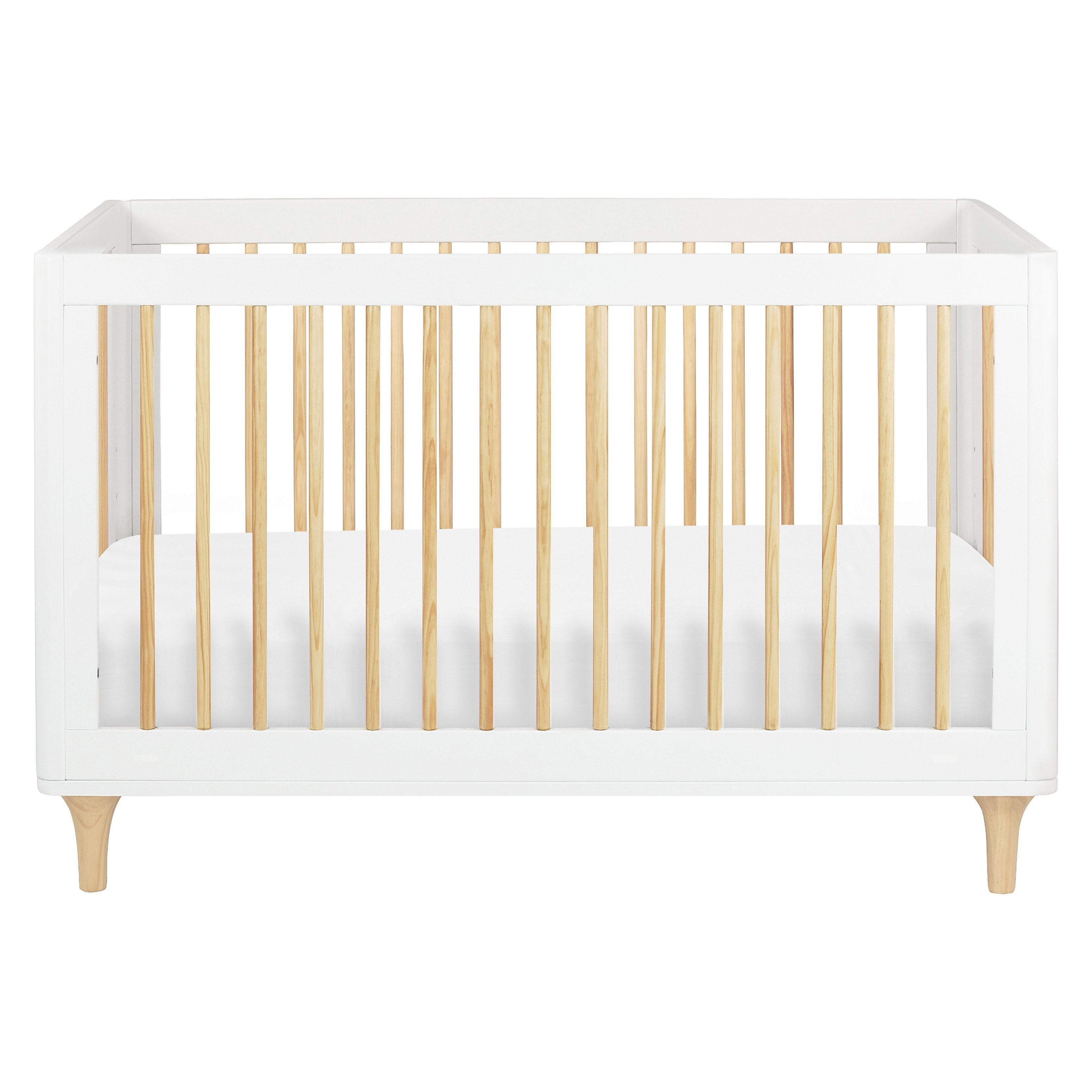 Babyletto Lolly 3 In 1 Convertible Crib W Toddler Bed Conversion Kit Project Nursery