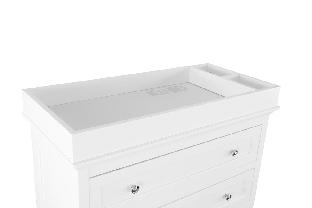 Perse 3-Drawer Changer with Removable Changing Tray  - The Project Nursery Shop - 3