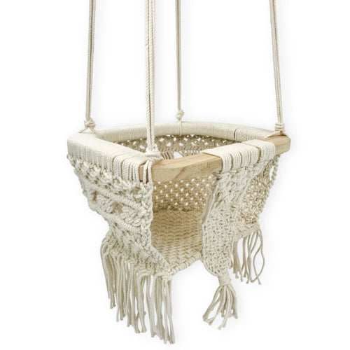 Macrame Swing - Project Nursery