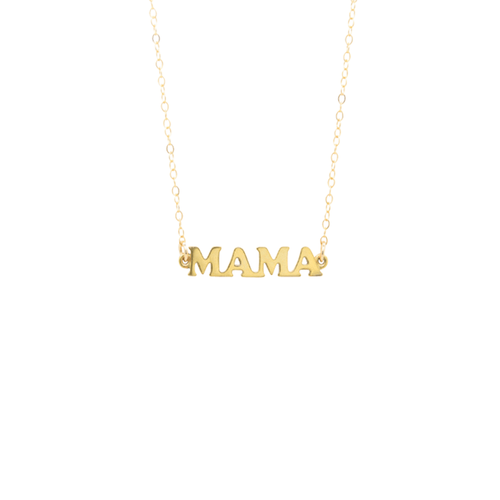 Mama Necklace - Project Nursery