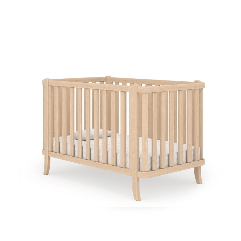 Manhattan 3-in-1 Convertible Crib - Natural - Project Nursery