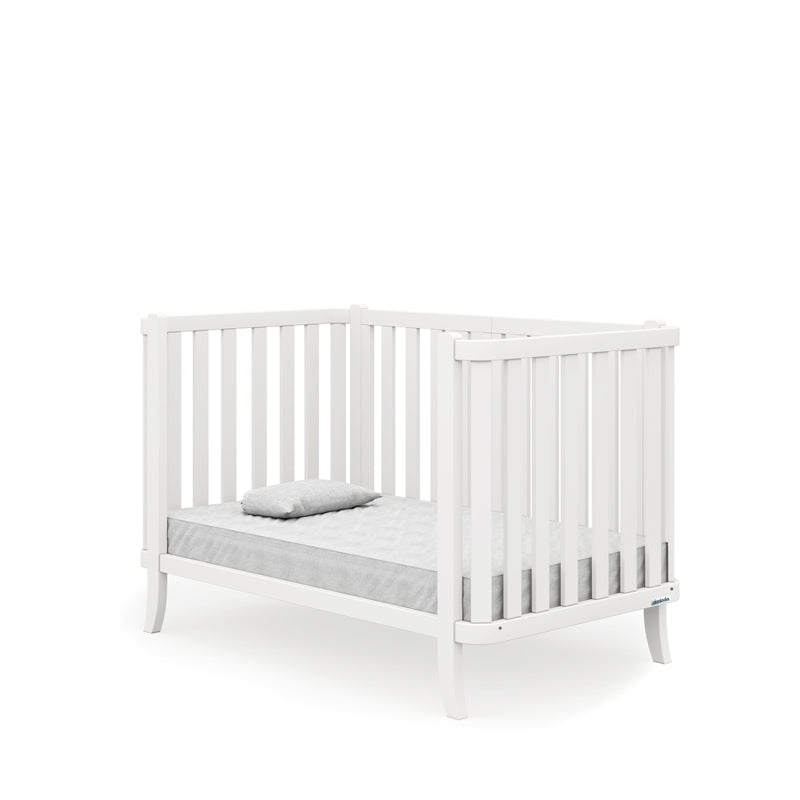 Manhattan 3-in-1 Convertible Crib - White - Project Nursery