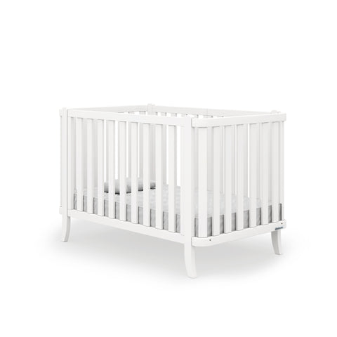 Project Nursery Wooster Toddler Conversion Rail in Moon Gray