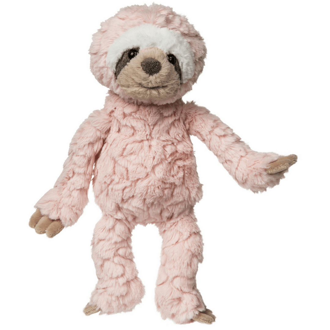 Blush Putty Baby Sloth - Project Nursery