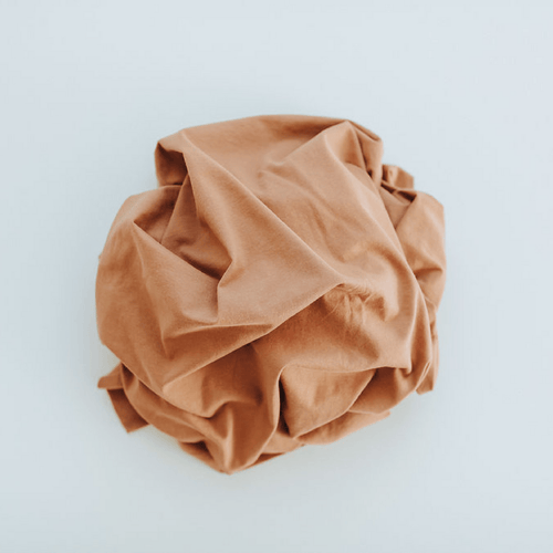 Camel Swaddle Blanket - Project Nursery
