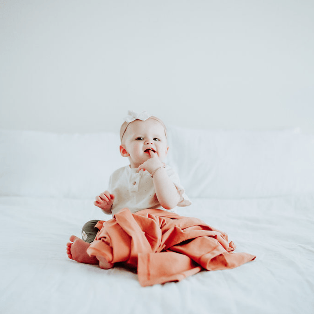 Sienna Swaddle Blanket - Project Nursery
