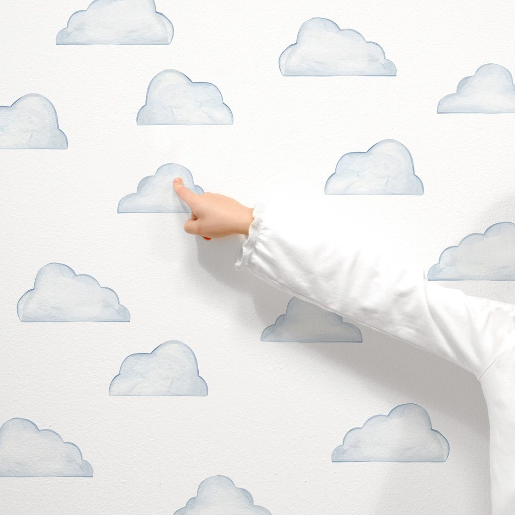 Cloud Wall Decals Project Nursery