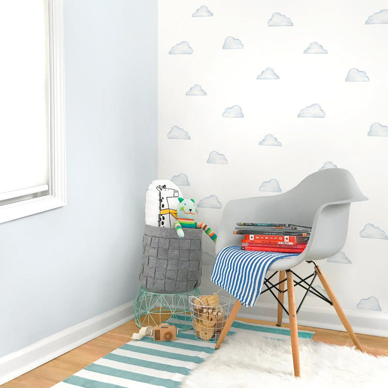 Cloud Wall Decals - Project Nursery