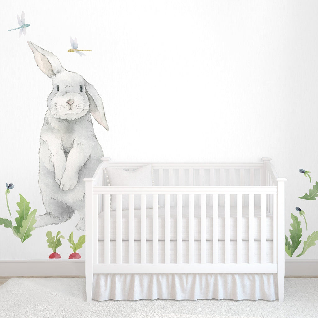Big Bunny Wall Decal