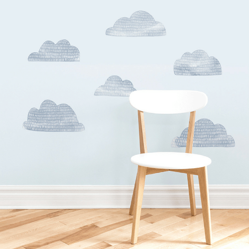 Dino Cloud Kit Wall Decals - Project Nursery