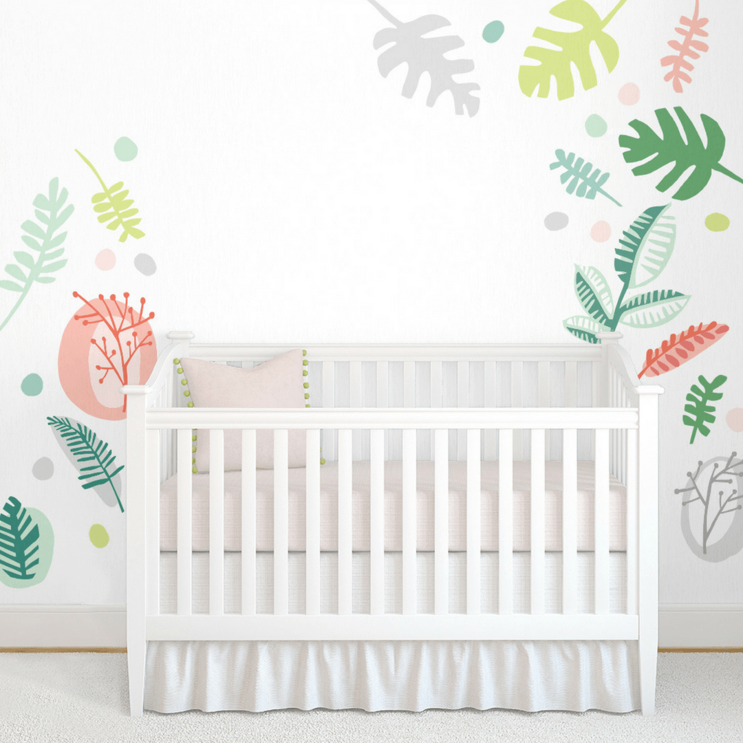 Tropics Wall Decals - Project Nursery