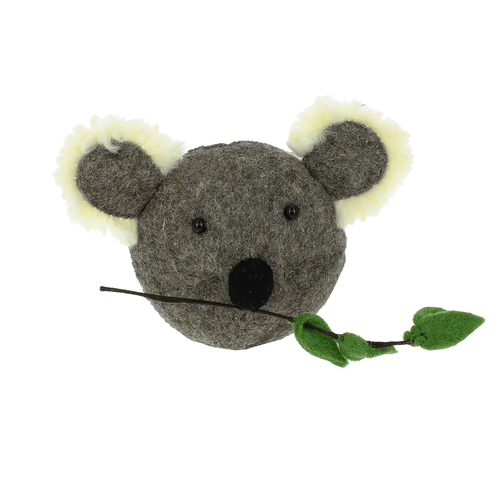 Mini Koala Head - Project Nursery