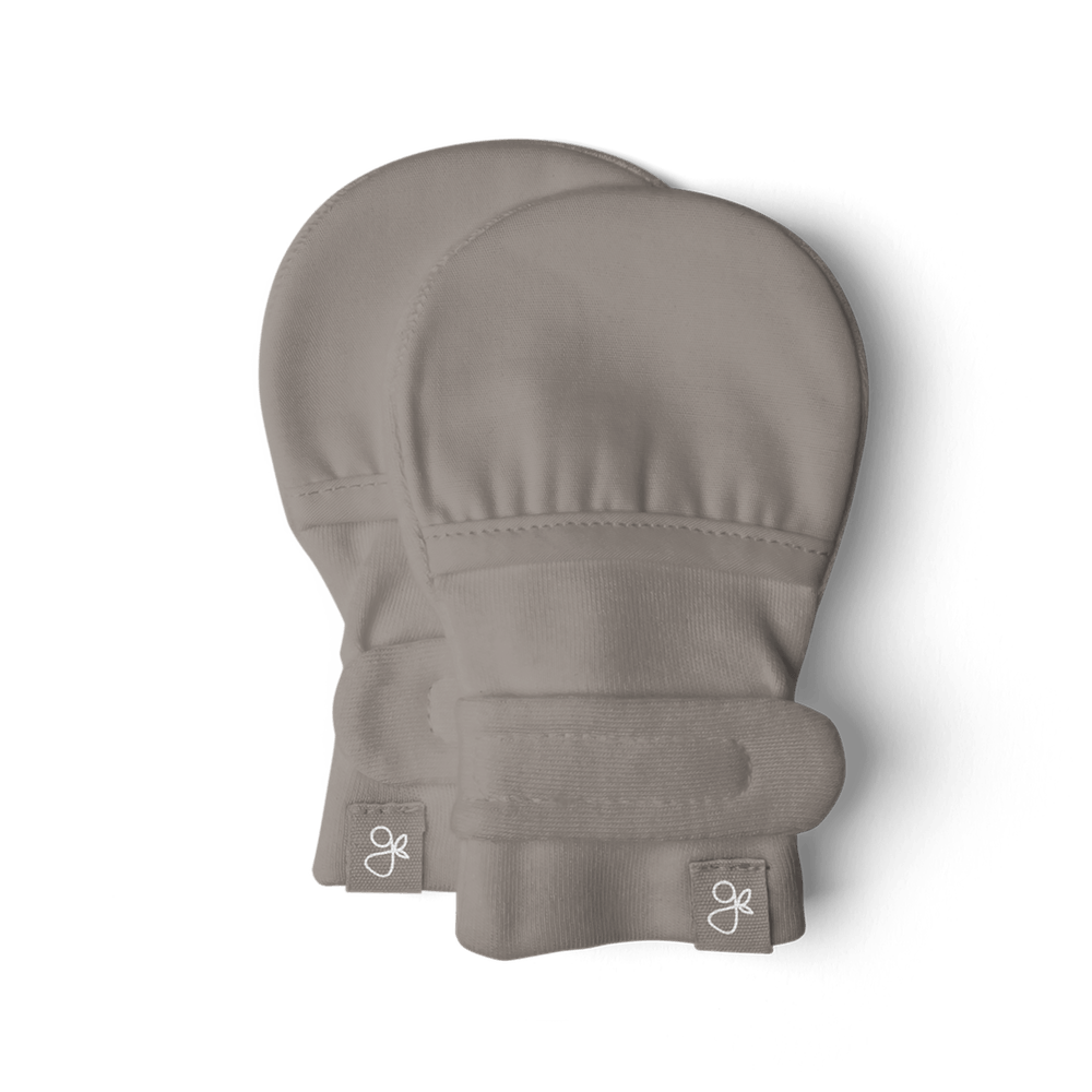 Goumi Kids Baby Mitts - Pewter - Project Nursery