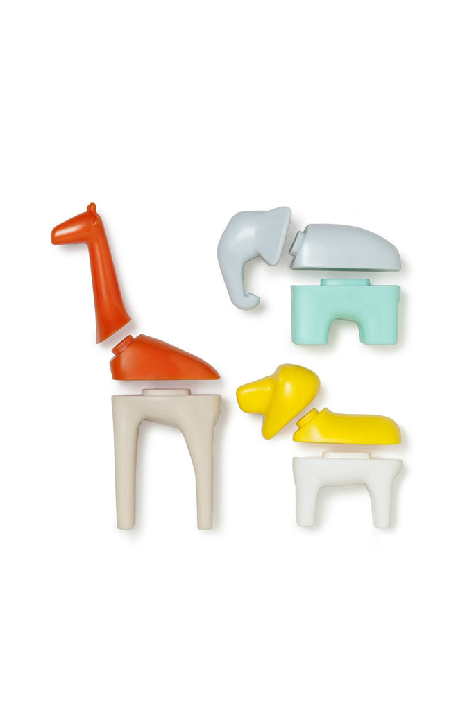 Mix & Match Animals Toy  - The Project Nursery Shop - 2