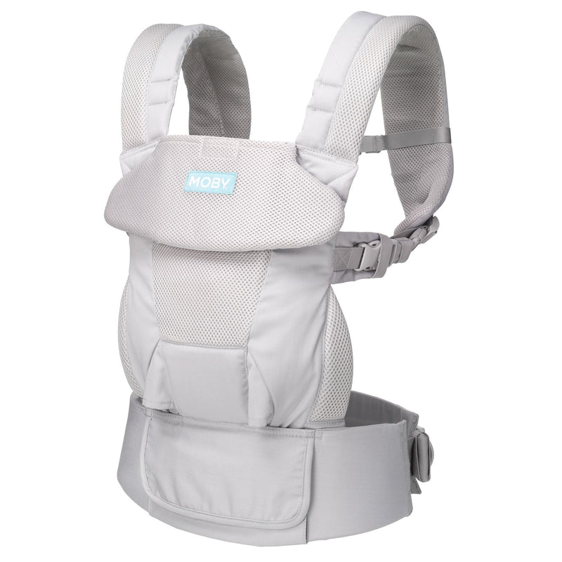 MOBY Move All-Position Carrier – Glacier Grey - Project Nursery