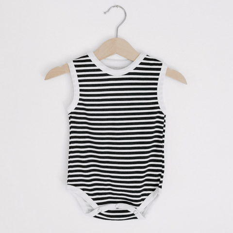 Hero Struck Organic Tank Bodysuit