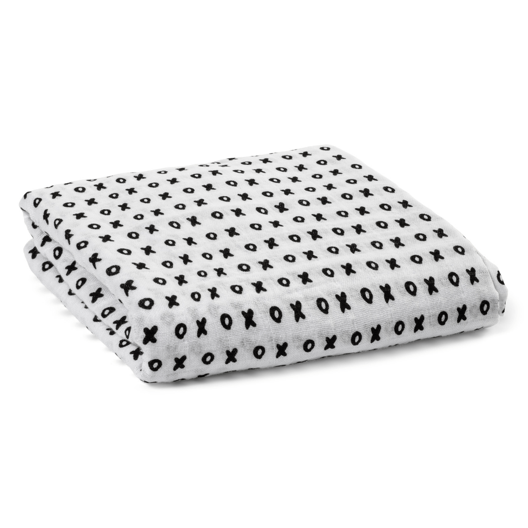 XO Organic Swaddle - Project Nursery