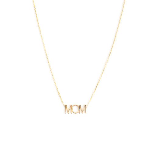 MOM Necklace - Project Nursery
