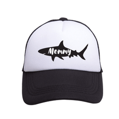 Mommy Shark Trucker Hat - Project Nursery