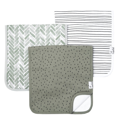 Alta Burp Cloth Set - Project Nursery