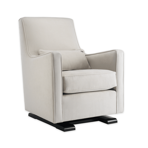 Harper Swivel Glider with Gliding Ottoman