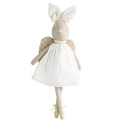Abby Angel Bunny - Project Nursery