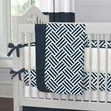 Nautical Crib Bedding Collection  - The Project Nursery Shop - 5