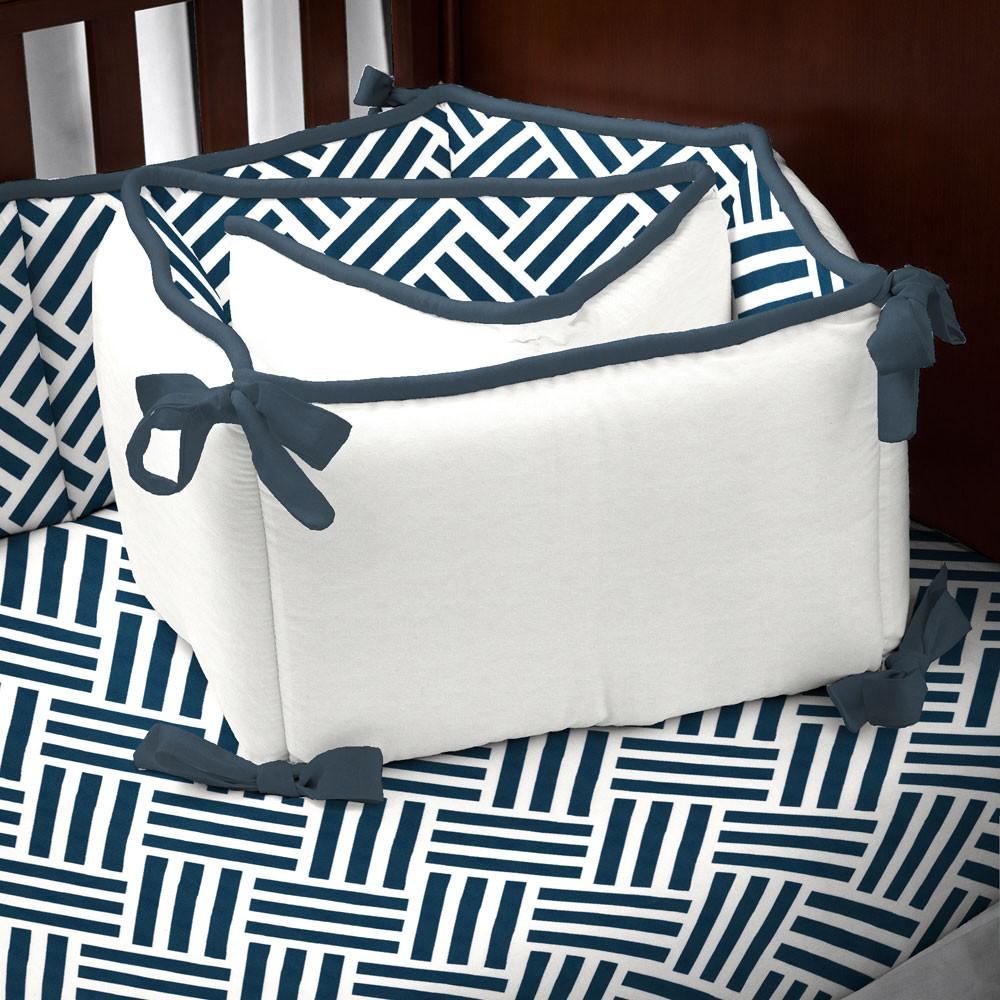 Nautical Crib Bedding Collection  - The Project Nursery Shop - 2
