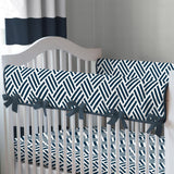 Nautical Crib Bedding Collection  - The Project Nursery Shop - 6