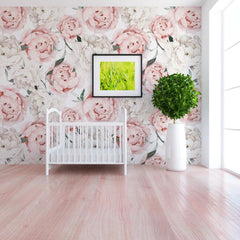Nailea Wallpaper - Project Nursery