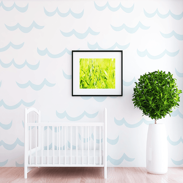 Noah Wave Wall Decal Set Project Nursery
