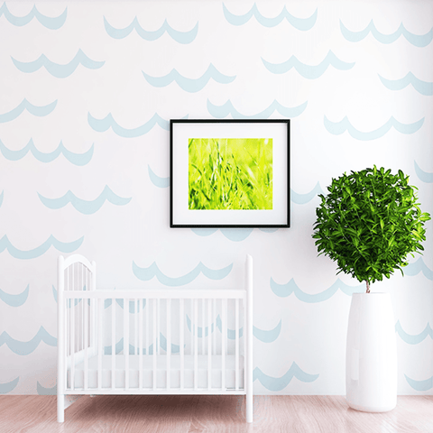 Pink Swans Wall Decals