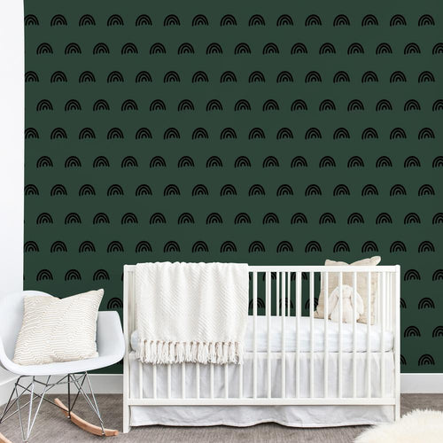Oliver Wallpaper - Project Nursery