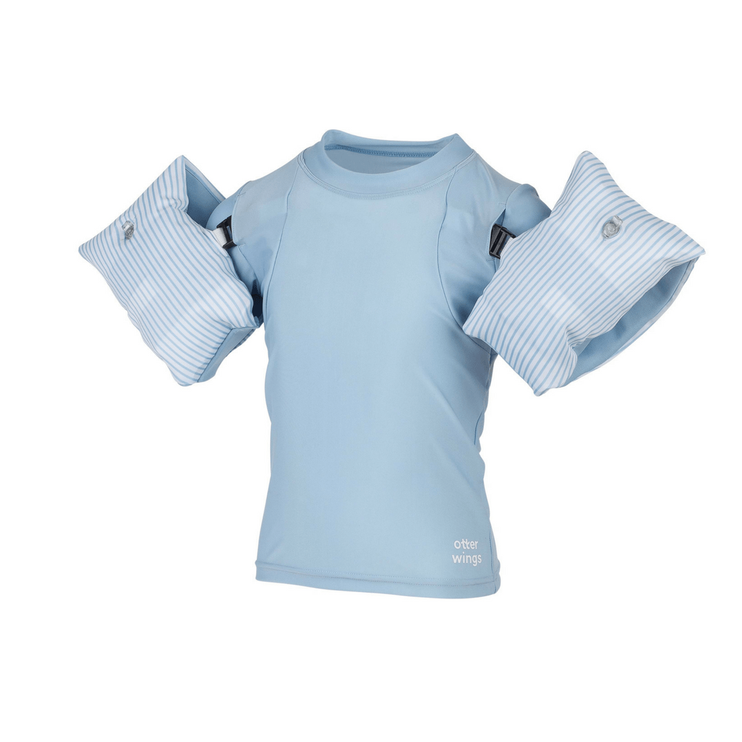 Otter Wings Short Sleeve Swim Shirt - Project Nursery