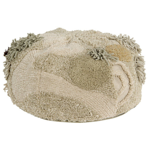 Mossy Rock Pouf - Project Nursery