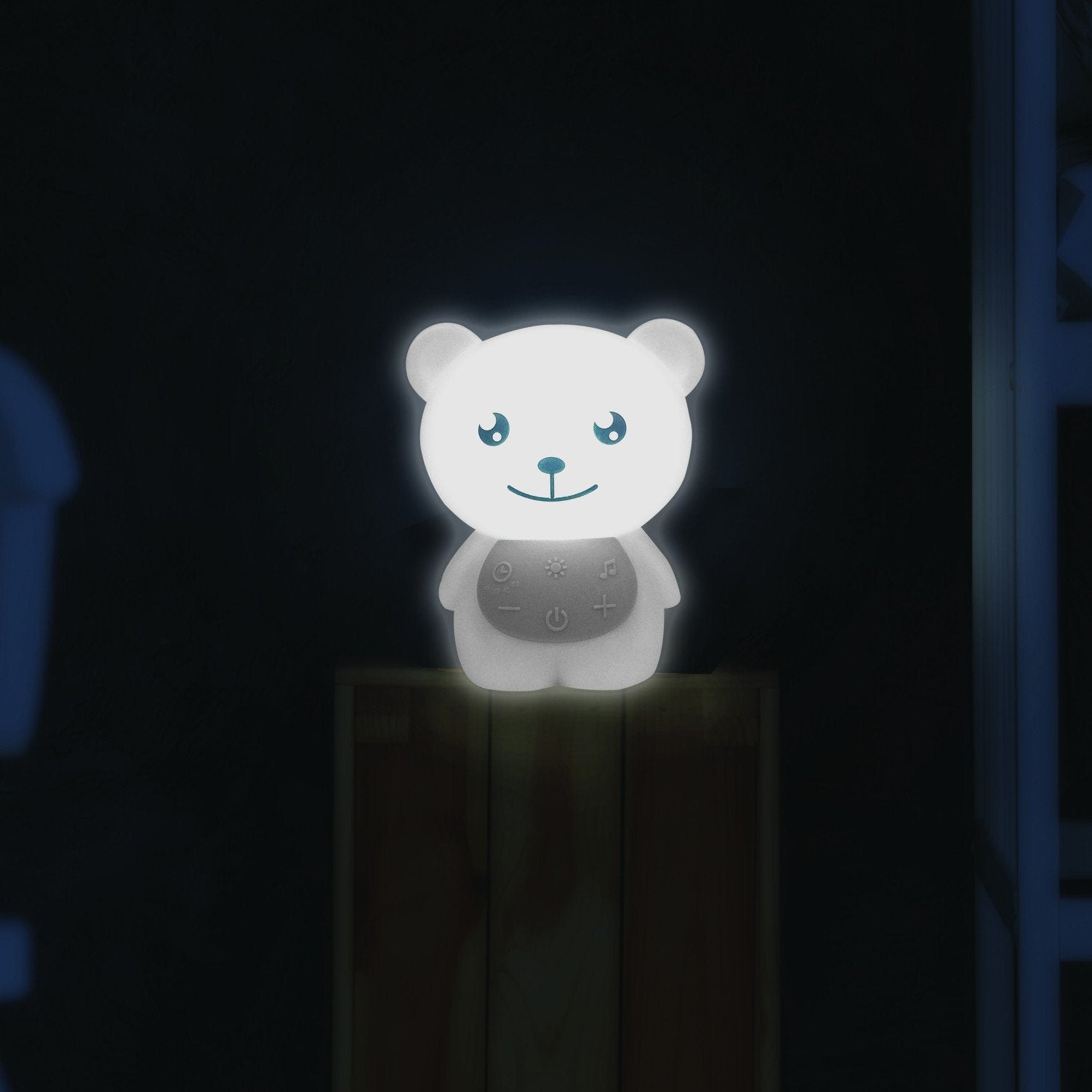 Project Nursery Bear Sound Soother + Nightlight - Project Nursery