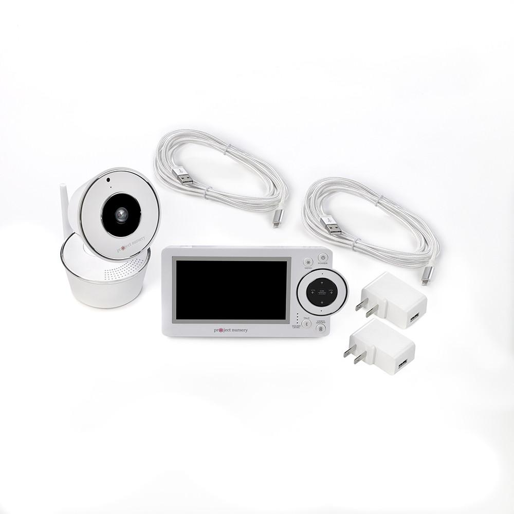 "Project Nursery 4.3"" Baby Monitor System  - The Project Nursery Shop - 8"