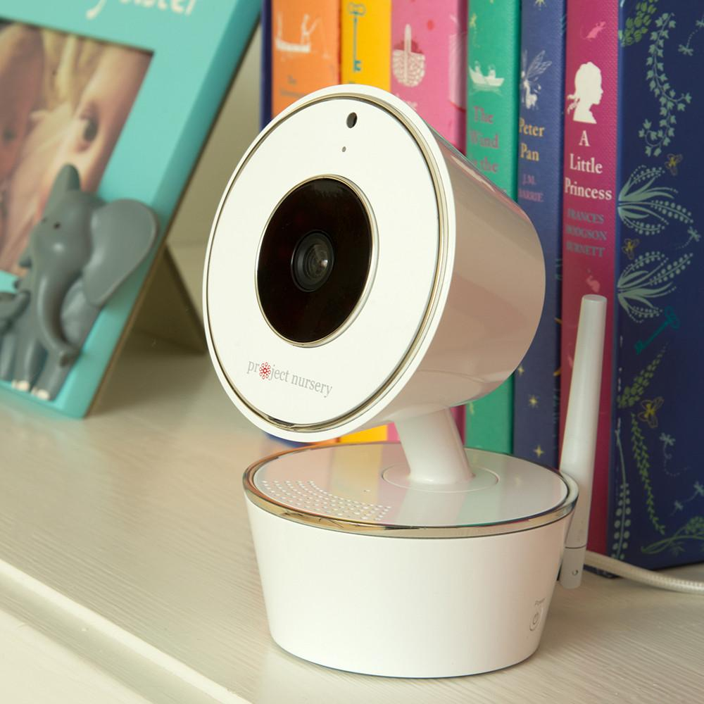 """Project Nursery 4.3"""" Baby Monitor System with 1.5"""" Mini Monitor - Project Nursery"""