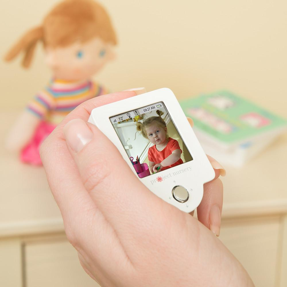 Project Nursery 4 3 Baby Monitor System With 1 5 Quot Mini