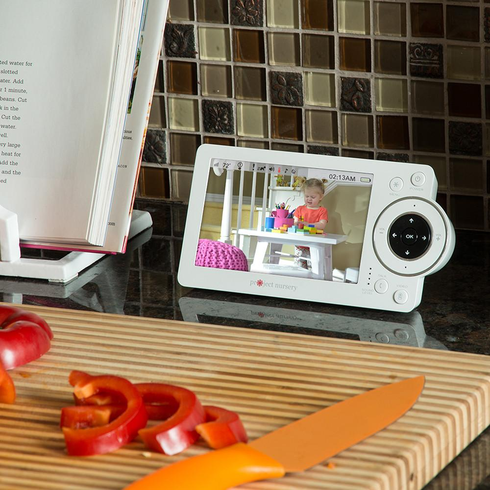 Project Nursery 5 High Definition Baby Monitor System