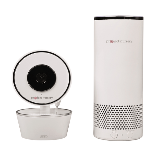 Project Nursery Smart Nursery Baby Monitor System with Alexa - Project Nursery
