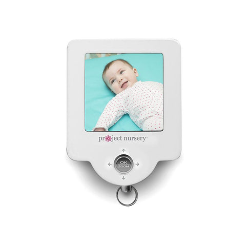 "Project Nursery 4.3"" Baby Monitor System with 2 Digital Zoom Cameras"