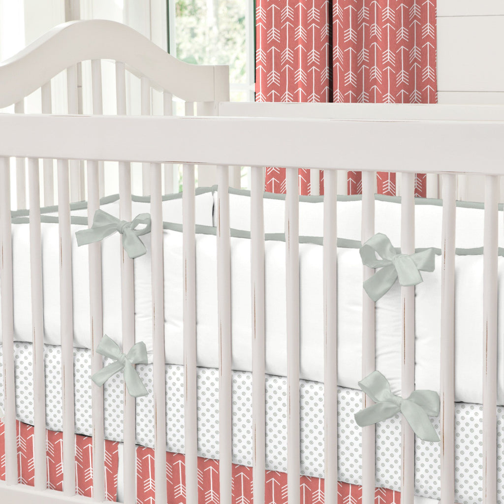 Arrow Crib Bedding Collection  - The Project Nursery Shop - 4