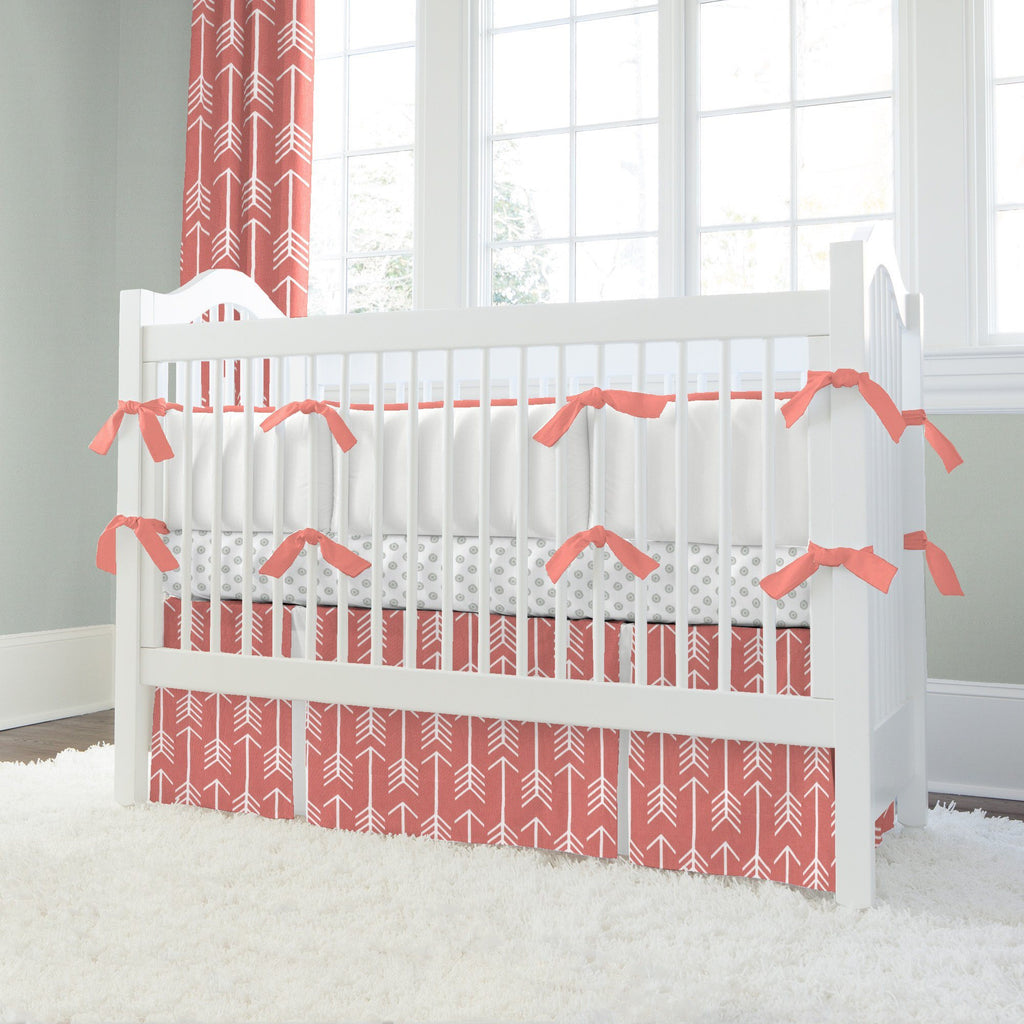 arrow crib bedding collection – shop project nursery - arrow