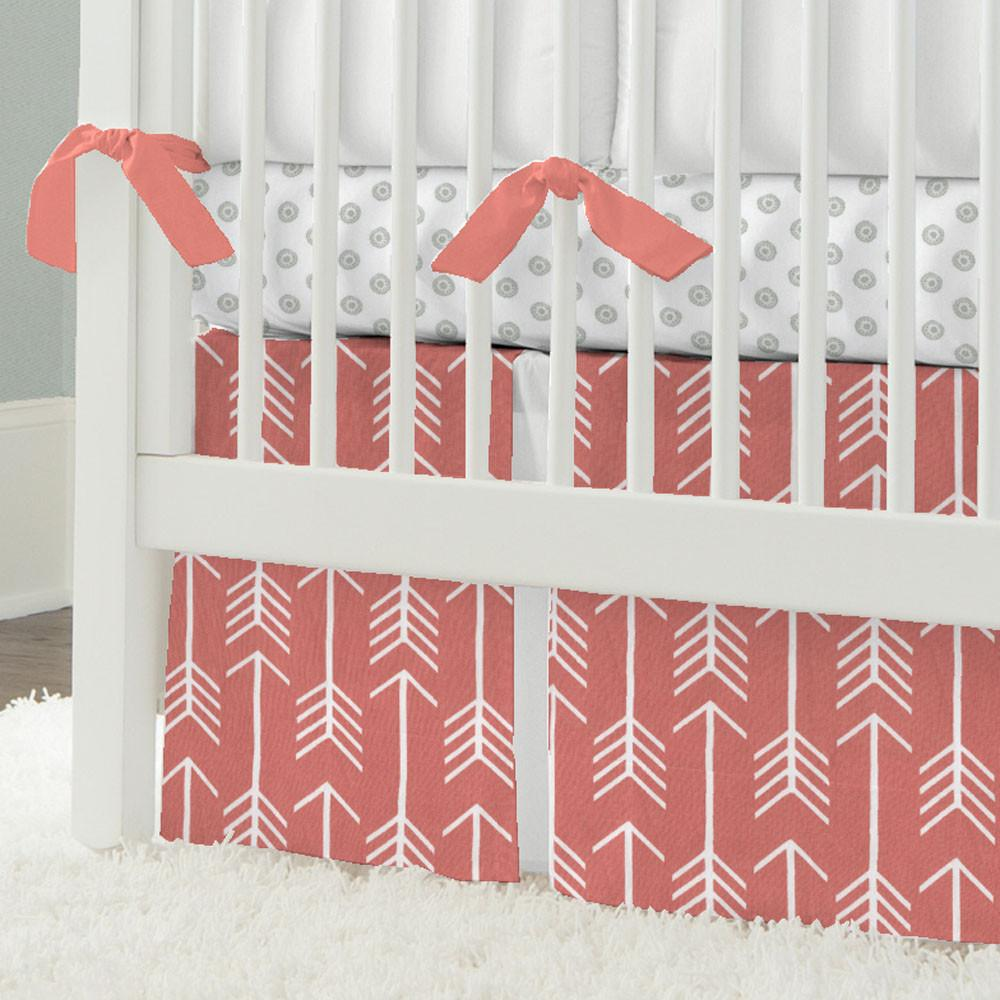 Arrow Crib Bedding Collection  - The Project Nursery Shop - 5