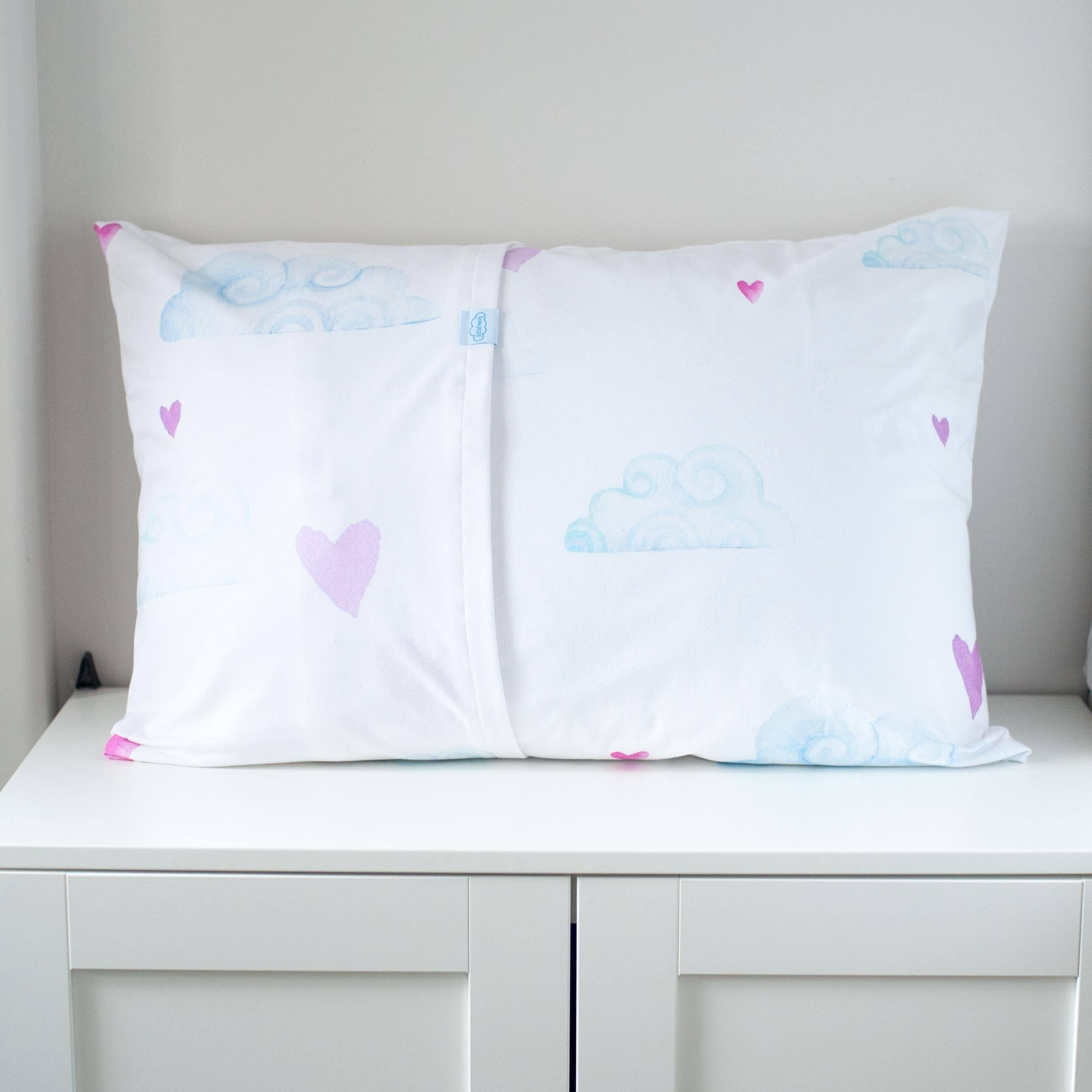 Personalized Rainbow Pillowcase - Project Nursery