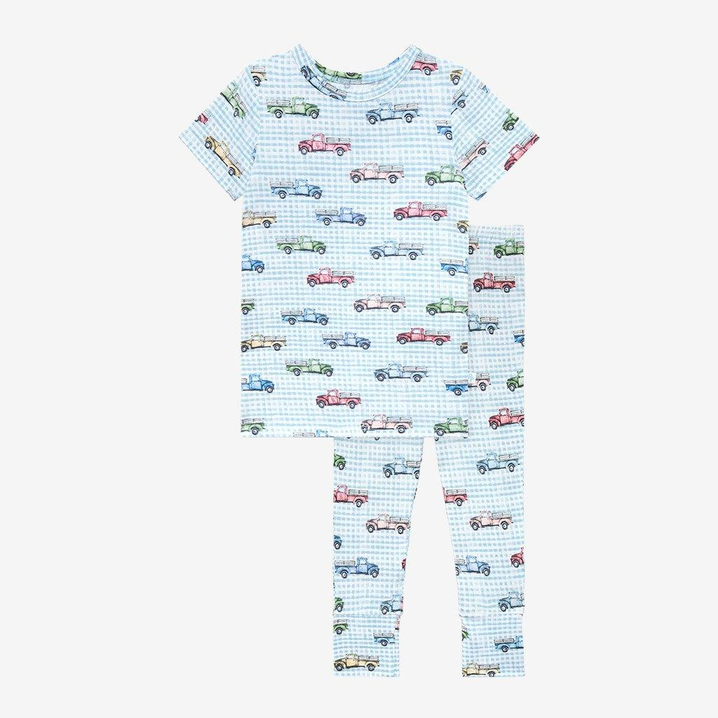 Redford Short Sleeve Pajama Set - Project Nursery