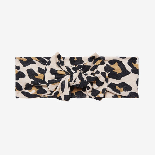 Lana Leopard Headwrap - Project Nursery