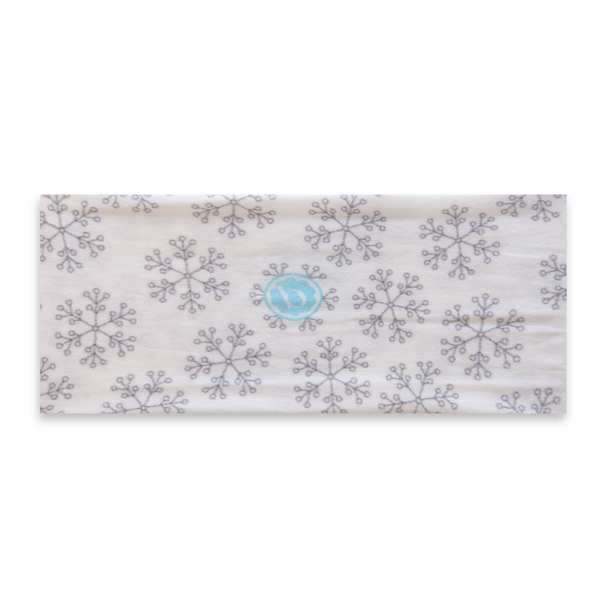 Ice Queen Printed Knot Headband - Project Nursery