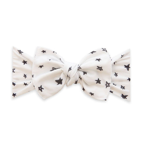 Written in the Stars Printed Knot Headband - Project Nursery